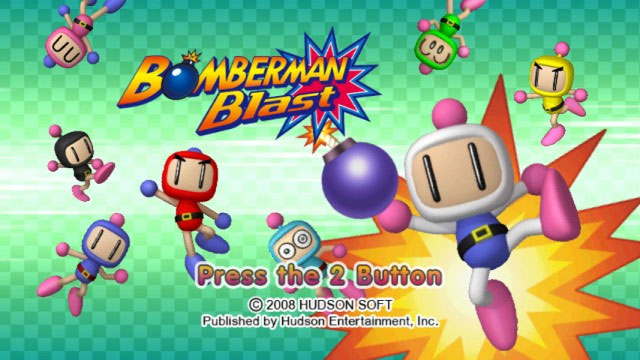 Review: Bomberman Blast (WiiWare) Bomberman_blast