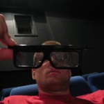These were the polarized glasses you got to borrow for the 3D theater. I love that effect!