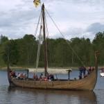 A viking ship! Not sure why I like them, but I do.