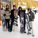 One day I tried snowboarding again, after avoiding it for what, 10 years?