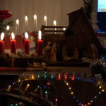 For some reason I only had blurry images of the crib...