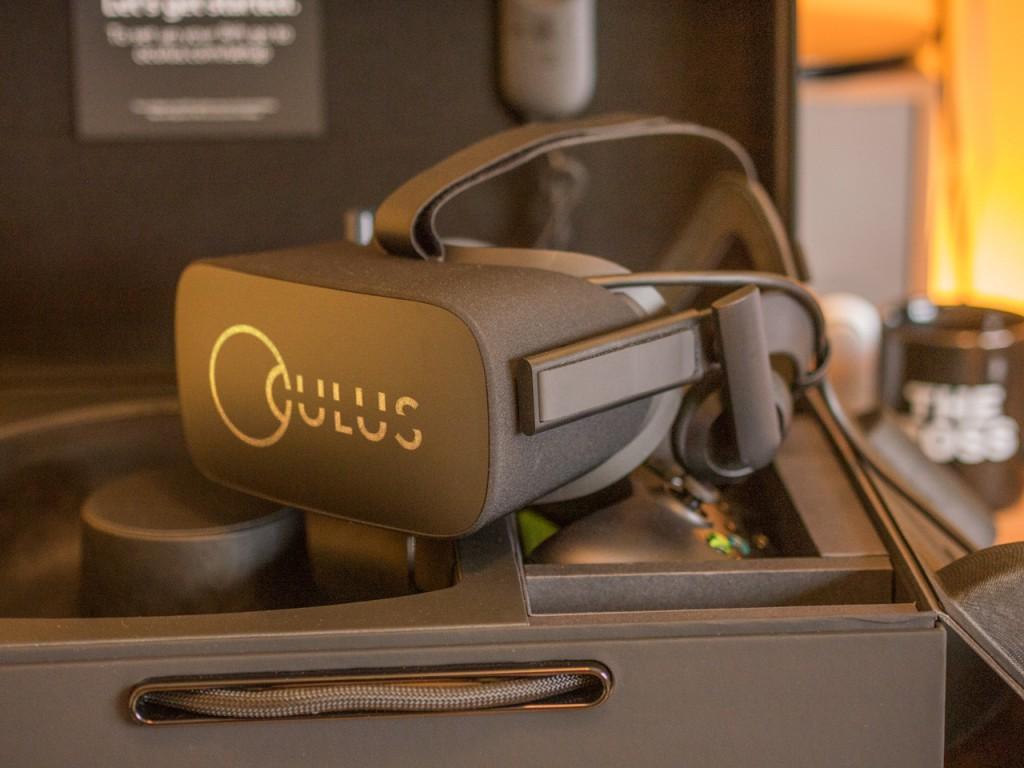 Oculus Rift Kickstarter Edition