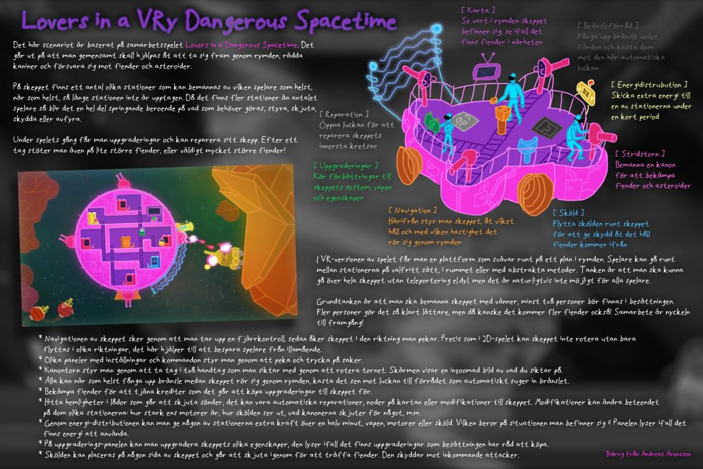 VRSverige Scenario Contest Entry